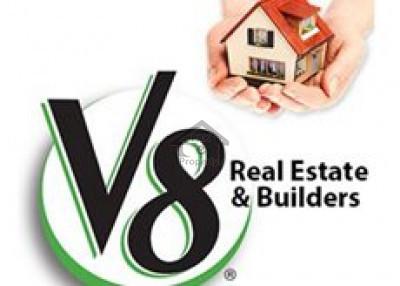 V8 Real Estate & Builders