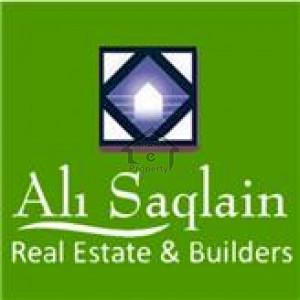 Ali Saqlain Real Estate & Builders