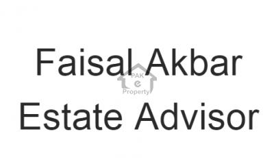 Faisal Akbar Estate Advisor