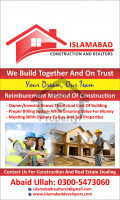 Islamabad Construction and Real Estate
