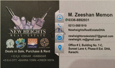 NEW HEIGHTS REAL ESTATE