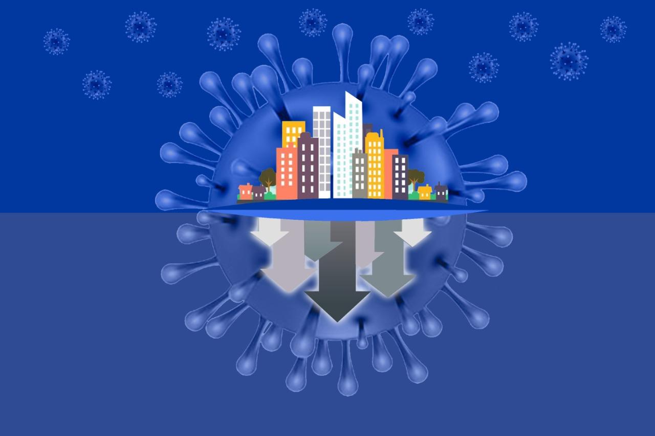 Coronavirus Footprints on Real Estate and Market.