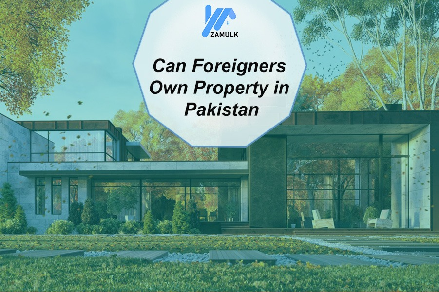 Can foreigners own residential, commercial or industrial property in Pakistan?