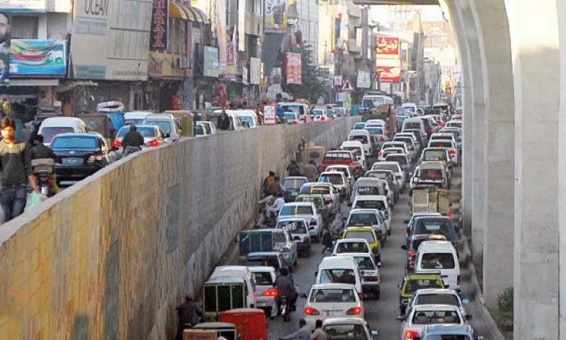 Traffic plan announced for Pakistan, New Zealand cricket matches in Rawalpindi