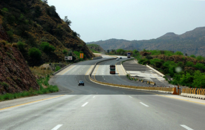Another interchange to be built on Islamabad-Peshawar Motorway: PM's aide