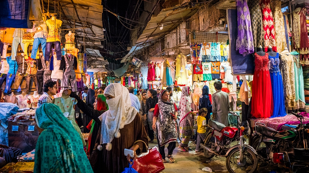 PAKISTAN'S FIRST ALL-WOMEN MARKET TO BE SET UP IN ISLAMABAD