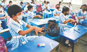 NCOC ALLOWS SCHOOLS TO RESUME NORMAL CLASSES FROM OCT 11