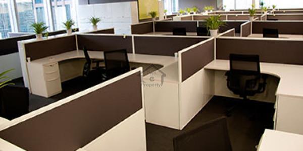 9000 Square Feet Office Space For Rent At Near Lal Qila Shahra E Faisal Karachi
