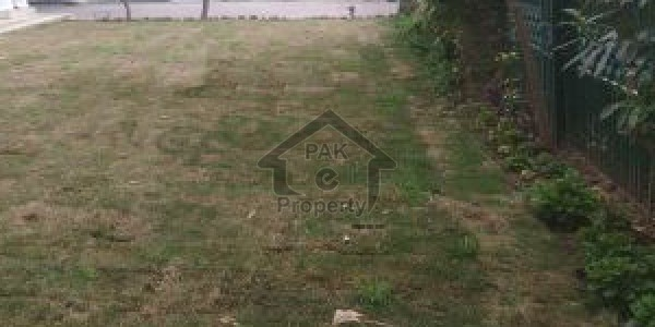 Residential Plot Is Available For Sale FDA City, Faisalabad