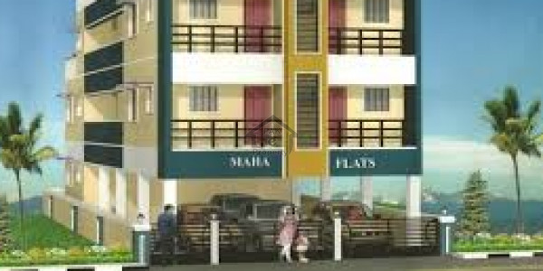 3 Bed D/D Furnished Flat In Rufi Lake Drive