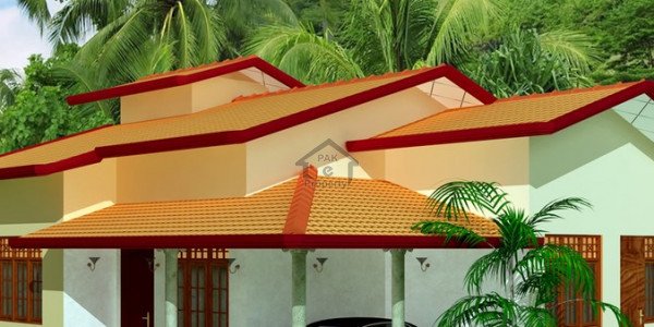 BRAND NEW HOUSE FOR SALE IN PIA CO OPERATIVE SOCIETY