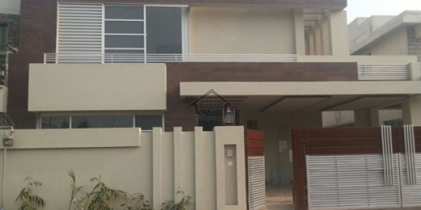 Punjab Society Block - B - 1 Kanal Brand New Upper Portion For Rent