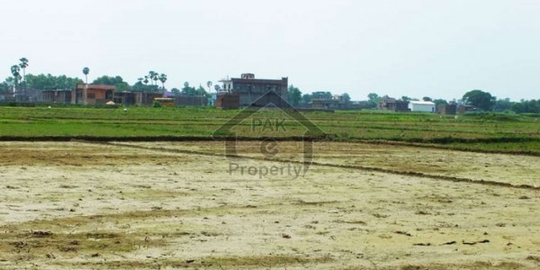 5 Marla Pair Commercial Plot For Sale