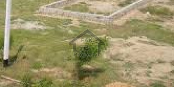 One Kanal Plot For Sale