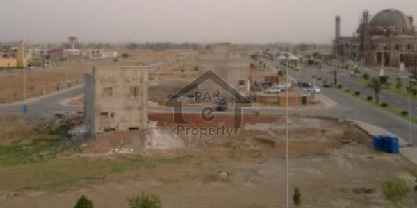 5 Marla Main Road Corner Plot For Sale