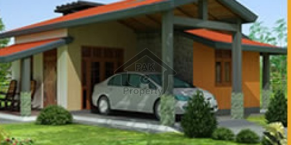 Exceutive lodges 24 marla house with garden in bahria
