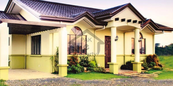 One kanal triple unit house for selling in bahria islamabad