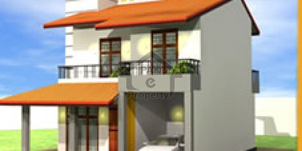 One kanal brand new triple unit house in bahria town