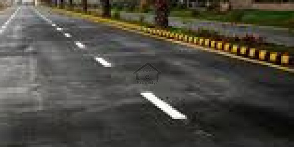 Commercial 100 Sq. Yards Plot Tipu Commercial Lane1 Available For Sale In Peninsula Commercial Area