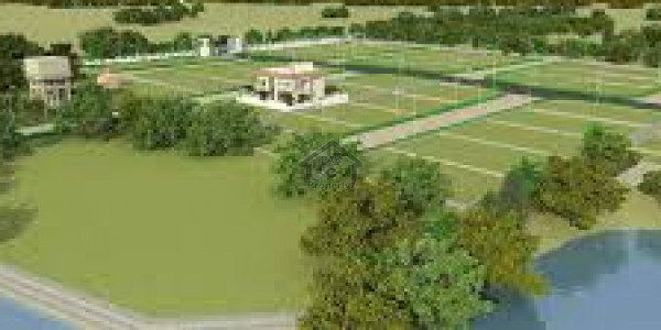 Residential 2000 Square Yards Plot Divided X 2 Between Khyaban E Badar And Khyaban E Hilal Available
