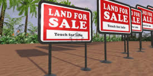 Residential 500 Sq-yd Plot Available For Sale In Sahil Street26 Phase8 Extension Dha Karachi