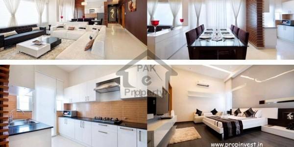 Facing park 3 bedrooms in askari 14 sector b
