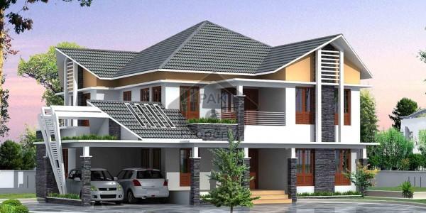 Askari 14 Rawalpindi -5 bedrooms park facing house available