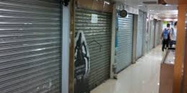 Lower Ground Shop Is Available For Rent