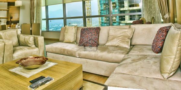 Fully Furnished 1 Bedroom Upper Portion For Rent In F-6