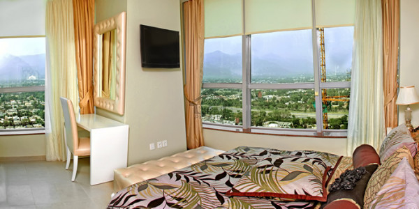 Fully Furnished 1 Bedroom Available For Rent In F7