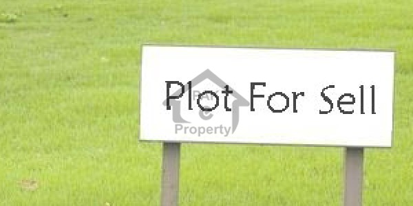 Ghouritown plot 6marla plot for (sale) in 5b islamabad