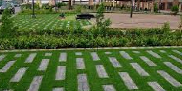 200 Sq Yards Plot Available For Sale In Installments