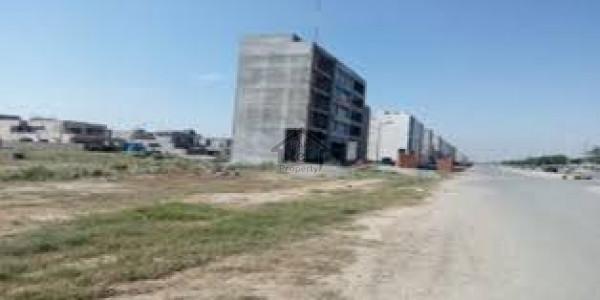 30x60 Residential Plot For Sale In I-16/4