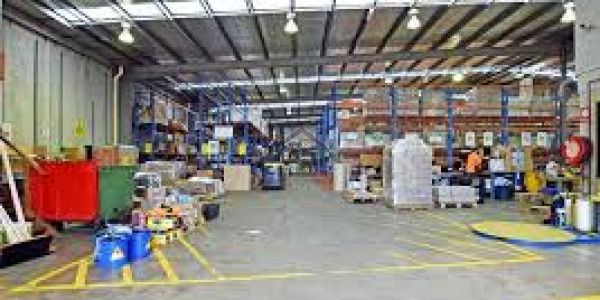 Warehouse Ground Floor Available For Rent
