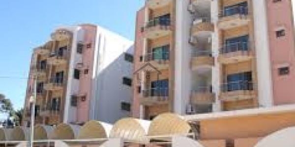 Jauhar Block 19 Shumail Garden 3rd Floor Flat For Sale