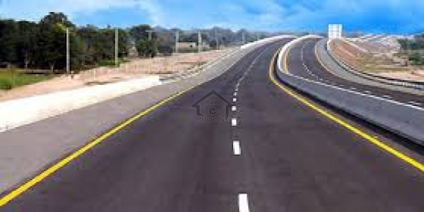 5 Marla Commercial Plot Facing Bahria Hospital For Sale In Bahria Orchard Phase 1