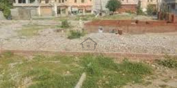 Bahria Orchard Phase 1 - Residential Plot Is Available For Sale IN Bahria Orchard, Lahore