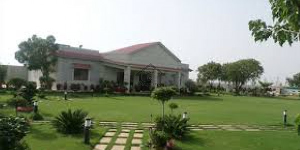 Jati Umra Road -Farmhouse Land For Sale Near To Sharif Medical City  IN LAHORE