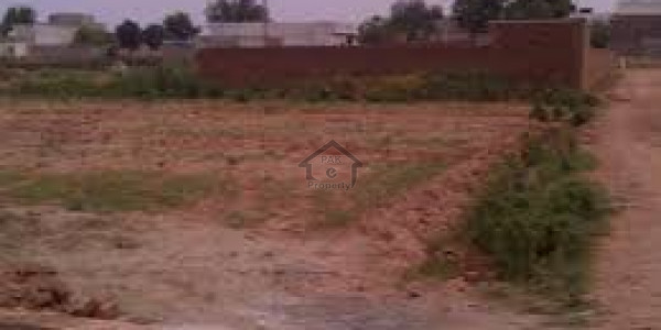 DHA Phase 6 - Block D - Residential Plot For Sale IN LAHORE