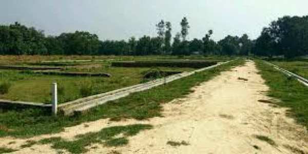 DHA Phase 6 - Block D - A very Calm Residential Plot For Sale IN   DHA Defence, Lahore