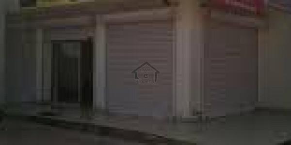 Allama Iqbal Town -335 Sq. Ft.  Corner Shop For Rent