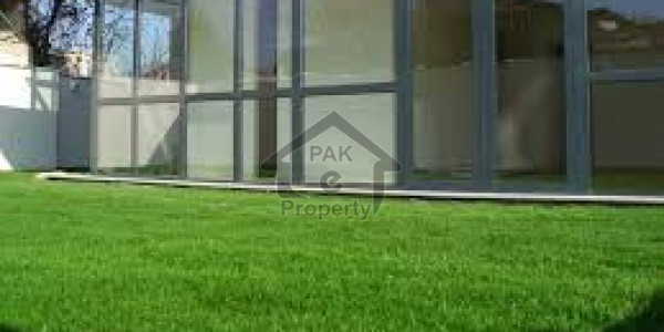 Top Class Plot Located In The Heart Of Bahria Orchard