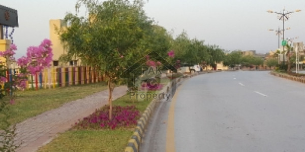 5 Marla Plot File Is For Sale In Lake City - Sector M-7