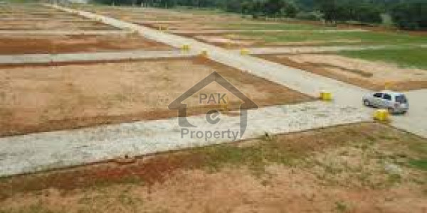 Do Not Think Of Cost Think Of Value - Lake City - 10 Marla Plot File On 2.5 Years Easy Installments