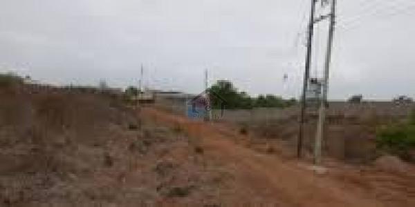 Wapda Town-3 Marla--Commercial Plot For Sale