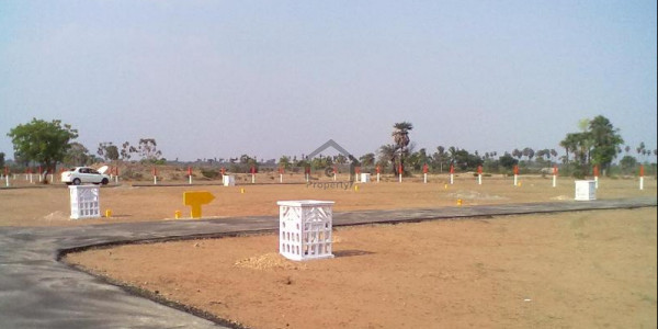 Wapda Town,1 Kanal Plot File Is Available For Sale