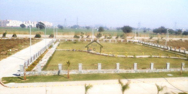 Wapda Town-10 Marla Plot File Is Available For Sale