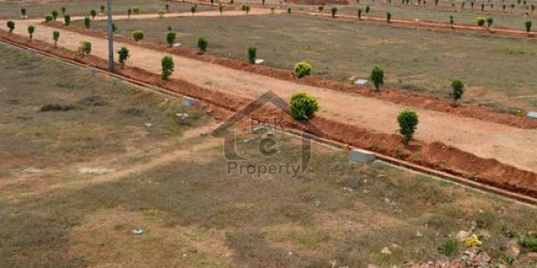 8 Marla Plot # 1224 For Sale in 37 Lakh in D Extension