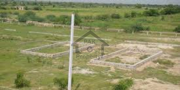 5 Marla Plot Is For Sale In Lake City - Sector M-7