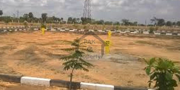Invest In Future - Invest In Potential - 7 Marla Lake City Plot For Sale